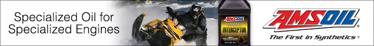Amsoil synthetics for snowmobiles