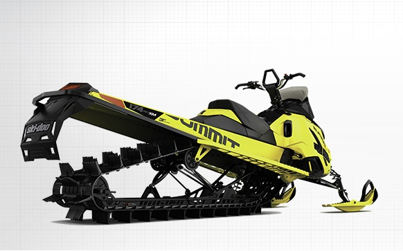 GGB Mountain can's for Ski Doo's